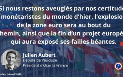 La zone euro survivra-t-elle au monde d'après ?