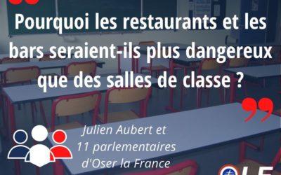 Lettre ouverte à Emmanuel Macron, dénonçant  la gestion de la crise sanitaire
