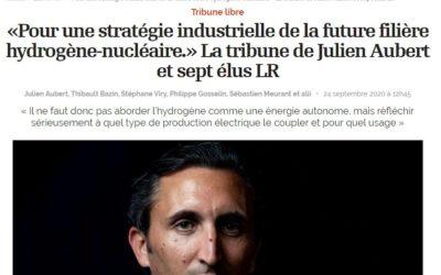 «Pour une stratégie industrielle de la future filière hydrogène-nucléaire.»