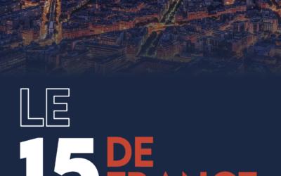 """Parution du """"15 de France"""" : les 15 propositions d'Oser la France pour 2022"""